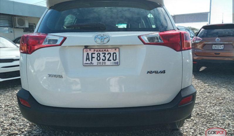 Toyota rav 4 2014 full